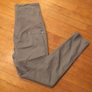 Great looking H&M gray maternity pants